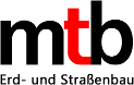mtb Erd- und Strassenbau GmbH Logo